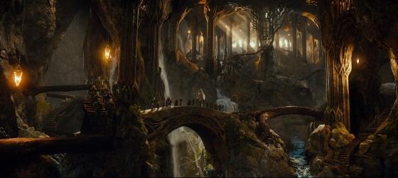 [相册]中土印象-Mirkwood幽暗密林篇之一:林地王国
