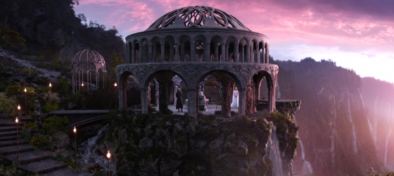 [相册]中土印象-Rivendell瑞文戴尔篇之一:林谷圣地